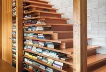 Staircase / Various types of staircases