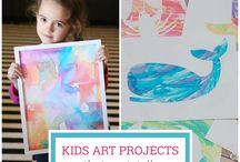art des enfants