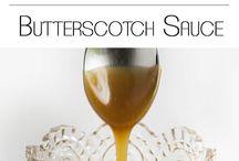 Butterscotch cream