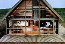 wooden hause