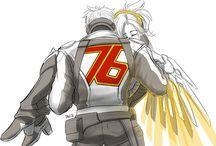 Mercy x Soldier 76
