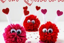 Alla Hjärtans Dag Pyssel