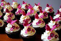cupcake flowers