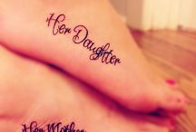 tattoes for mothers and dougthers