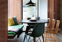Dining room / 食卓の色々