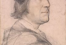 Holbein / Drawings and paintings of Holbein.