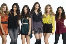 Pretty Little Liars / Photos of all the Pretty Little Liars cast.