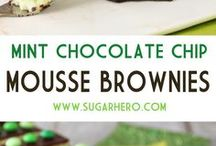 Mousse Brownie