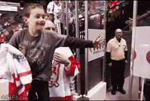 hockey players are awesome