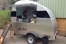 Coffee trailer