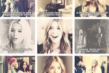 Pretty Little Liars! / Two can keep a secret....If one of them is dead... / by London Bradshaw