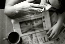 Coffee and Cigarettes / by Medussa Moreno