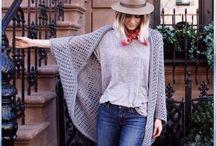 Woman crochet tops