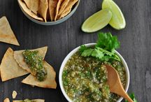 FOOD- Salsa | Dressing | Dips