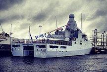 Nederlandse marineschepen