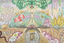 Enchanted Forest - Forest and Door