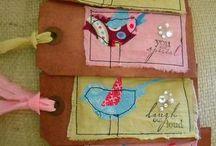 Textile project ideas