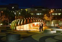 #Arch #Pavilions / Lightweight and textile architecture...