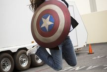 Marvel: Captain America / Insider scoop on upcoming Marvel films, including Captain America: The Winter Soldier