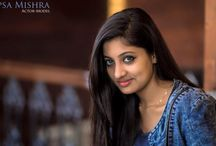 Odia Actress Lipsa Mishra