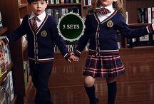 uniformes preescolar