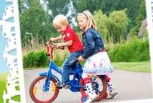 Kidsbikes / 1,2,3 & 4 wielers voor kids
