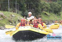 Extreme Waves Rafting 22 Agosto 2014
