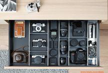 Camera storage system