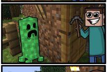 Minecraft nerd jokes