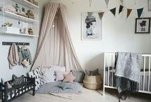 Livia och Aksel's rum