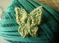 crochet projects / by Mel Ramirez