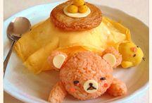 Food cute animals .. Animaletti da ... mangiare :-)