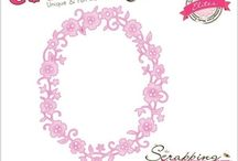 Die cuts - Cottage Cutz / Beautifully detailed die cuts from Cottage Cutz!!  Use coupon code PIN10 at checkout on http://classycardsnsuch.com for a 10% discount on your entire order!!