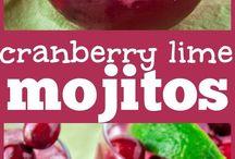 Drink Recipes / drink recipes | non-alcoholic drinks | alcoholic drinks | refreshing drink recipes