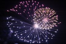 Fireworks - Sparkle Sparkle / Firework pictures I love and some that I've taken myself