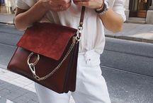bag with circle