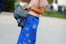 SKIRTS & PANTS | ss / street skirt and pant style