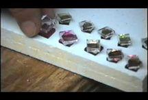 Glass Fusing Videos & Techniques / by Ann Brechka