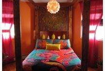 Bedroom Ideas / Ideas for bedrooms (adult or child) and color combinations. / by Nikoya Mills