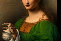 Womens History / by Jenny Staffeldt