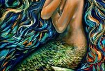 deniz kızları / mermaids