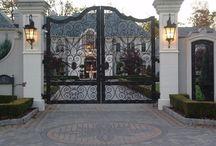 portas e portoes