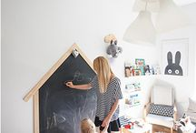 scandi children room