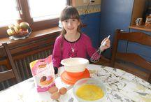 Cup cakes Party! / Atelier décoration de cup cakes pour l'anniversaire entre copines de ma grande!