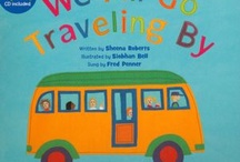 Book- We All Go Traveling By / by Kimberly Tharp