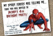 Spidey Birthday!