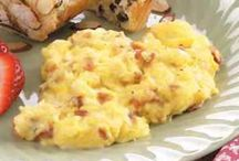 Egg Recipe -- Skillet