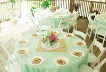 Party: Vintage First Communion