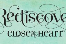 CTMH {Close to my Heart} / Images related to Close to my Heart