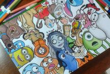 doodles only..